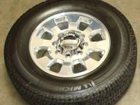 I have for sale (Qty. 4) Factory Take off tires and