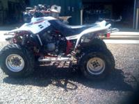 2004 YAMAHA WARRIOR 350 6 SPEED GREAT CONDITION  //