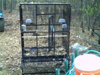 This cage retails for $300-$400 depending on where you