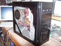 For sale is a really nice Quad Core Gaming PC with