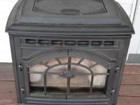 For sale is a Quadra Fire Pellet Stove, acquired new a