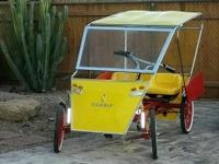 Quadricycle pedal-car, hybrid and tribrid great deals,