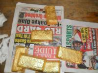 We're a legal certified Gold miners in west Africa. We
