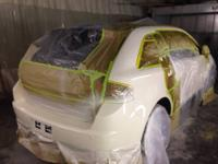 We concentrate on repair and restoration of vehicles,