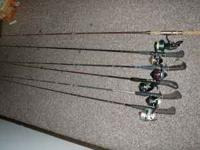 I have quite a few fishing poles I need to sell. All