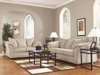 Very comfortable and elegant couches. Features a