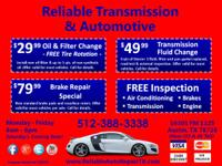 Dependable Transmissions is an in your area had and