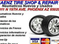 QUALITY USED TIRES SALE!! ALL SIZE TIRES!! IF YOUR IN