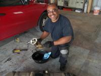 For Brakes,Tune-up and General Maintenance Give
