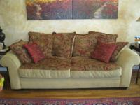 NAME BRAND SOFA. EXCELLENT QUALITY, BUILT TO LAST. 5