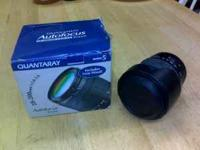 I have a barely used Quantaray - Zoom lens - 28 mm -