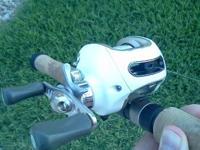 Up for sale is my quantum accurist 2 castaway rod combo