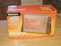New quartz space heater--still in the box 1500 watt
