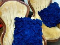 His (King) & Hers (Queen) Beautiful Antique Chairs -