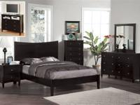 "$750 (OR BEST OFFER) ""Asher"" Platform Bed from Crate &"