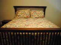 Beautiful set purchased March 2012. Just like new. A