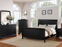 Price is $ 892 final price . new queen bedroom still in