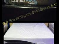Memory foam**** ALL DAY DELIVERY!!!!ALL MATTRESS SETS