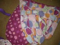 Queen Girl Comforter Set. $40 Comes with: Reversible
