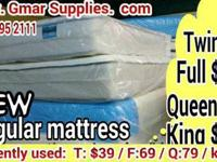 Selling a New Queen Mattress for $179. For more