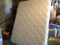 Very nice, clean, and comfy Queen Mattress and Split