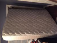 Excellent Condition Guest Room Queen Size Mattress and