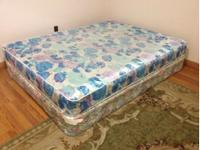 i have mattress for sale. comes with both boxspring and