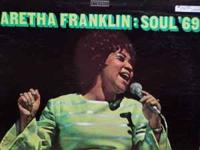 I have several vinyl copies of Aretha Franklin in good