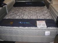 Restful Pillow Top Mattress Set Full:$299 Queen: $349