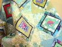 Queen Quilt With Amy Butler Fabrics Queen Quilt With