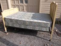 This A Nise Bed Never Used Much Was A Spare Bedroom Bed