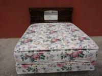 This Is Used Bedroom Sets Comes With ( Head Board With