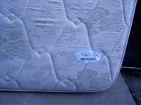 Selling a queen size Therapedic box springs mattress