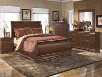 Ashley B178 Collection Beautiful Bed On Sale for only