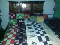 I have a 3 piece dark wood queen size water bed set for