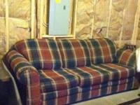 This is a sturdy couch. It is a sleeper sofa which