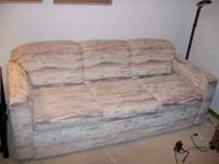 Flexsteel queen size sofa sleeper. Very clean, rarely