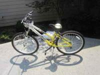 Women's quest omega bike. Used very little. call or