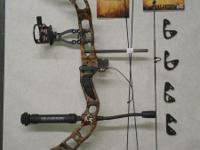 2011 Quest Hammer Compound Bow by G5 Archery. Right