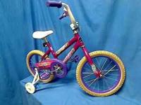 "QUEST SEASTARZ SINGLE-SPEED 10"" KID'S BICYCLE 15"" spoke"