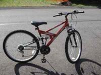 Quest XFire 15 Speed Bike in Excellent Condition,