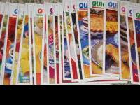 30 Quick Cooking magazines in good condition. Years and
