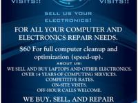 QUALITY COMPUTER REPAIRS!!! (BLOOMFIELD)50 FRANKLIN