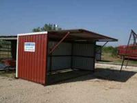 VERY STURDY, PORTABLE ,LIVESTOCK SHELTERS CALLED QUICK