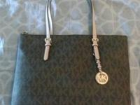BRAND NAME NEW Michael Kors Bag with the tag connected