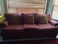 Required to make very fast sale of 4 piece Sofa set,
