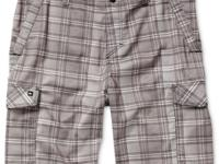 These cargo board shorts by Quiksilver are made from