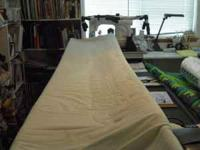 Viking Mega Quilter and Next Generation Quilting Frame