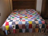 4 Quilts For Sale: #1Multi-color, full size (73 x83),