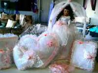 I have a set for a Quinceanera if you have a daugter or